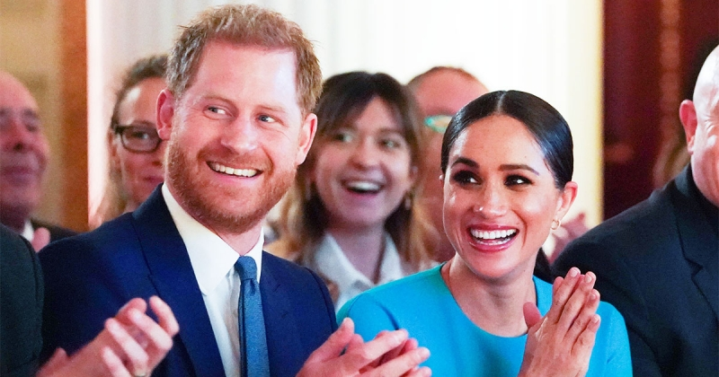 Meghan Markle And Prince Harry Give Oprah Their First Post-Royal Interview